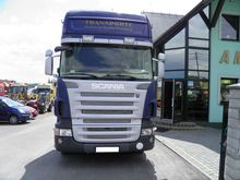 2006 SCANIA R 420 tractor unit