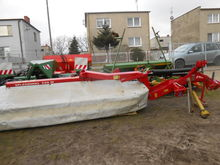 2008 LELY Splendimo 320 M mower