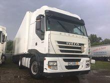 2008 IVECO tractor unit