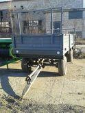 Used UNIA manure spr