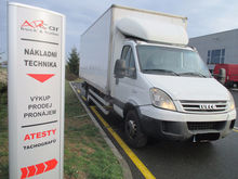 2008 IVECO Daily 65C18 closed b