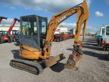 2005 CASE CX 27 B mini digger