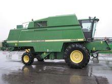 2000 JOHN DEERE 2256 combine-ha