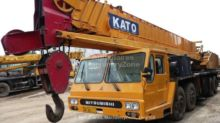 1990 KATO NK500E mobile crane
