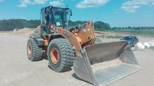 2013 CASE 821F wheel loader