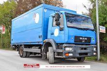 2001 MAN LE 180 B L76 Getränkea