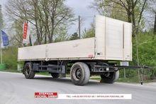 2010 Geidobler NAL18 flatbed tr