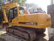 2010 HYUNDAI Rebox 210LC-5, Reb