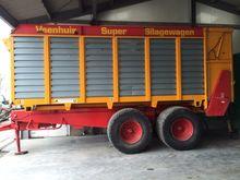 1999 VEENHUIS SIEWAGEN tractor