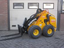 CASE Sherpa 100 skid steer