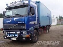1996 VOLVO FH-16 dump truck