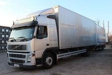 VOLVO truck FMFH isothermal tru