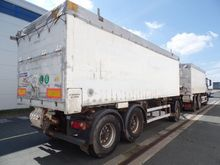 2008 SVAN TCH24 tipper trailer