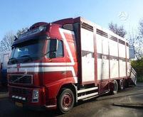 2003 VOLVO FH12-420, livestock