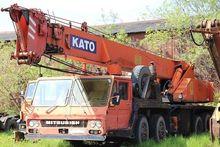 Kato NK-450S on chassis MITSUBI