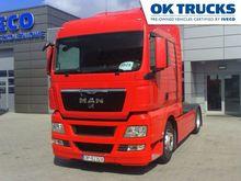 2012 MAN TGA 18.440 tractor uni
