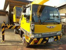 1991 HINO Ranger mobile crane