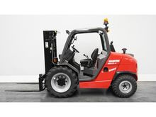 New 2016 MANITOU MH