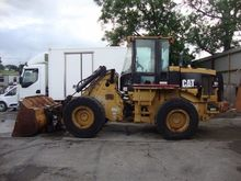 2000 CATERPILLAR 924G wheel loa