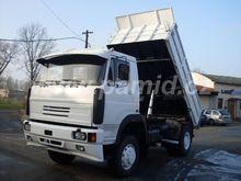 1990 LIAZ 151.261 4x4 dump truc