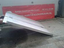 OPVOUWBARE rijplank mobile yard