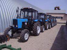 2017 MTZ 82.1 wheel tractor