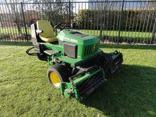 JOHN DEERE 2653A lawn tractor