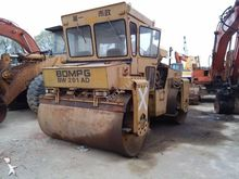 1998 BOMAG BW210AD road roller