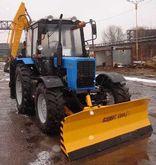 2014 BOREX 2206 backhoe loader
