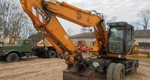 2005 JCB JS175W wheel excavator