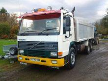 1995 VOLVO fl7 dump truck