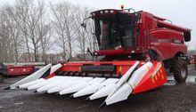 2014 OROS maize header