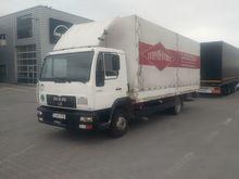 Used 2003 MAN L2000