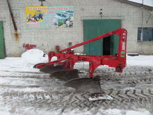 Used UNIA plough in