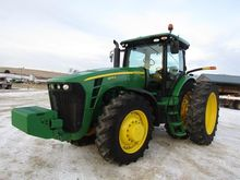 2010 JOHN DEERE 8295R wheel tra