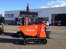 2017 KUBOTA KC70 mini dumper