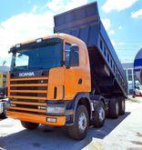 2005 SCANIA 164 580 dump truck