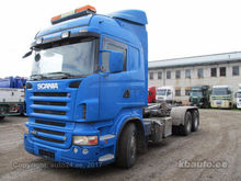 2005 SCANIA R500 hook lift