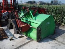 VDW 2meter forage equipment