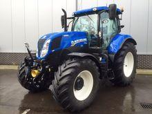 2013 HOLLAND T7.185 AC wheel tr