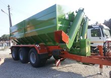 2014 PRONAR T743 grain truck tr