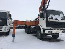 2005 WAITZINGER concrete pump