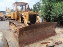 HANOMAG D600 bulldozer