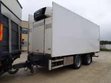 2009 HFR refrigerated trailer