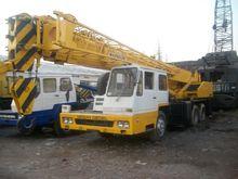 2014 TADANO TL250E mobile crane