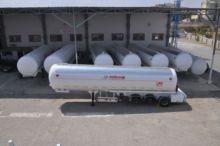 2016 DOĞUMAK LPG 35 M3 gas tank
