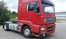 2002 MAN 18.413 FLS tractor uni