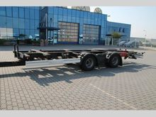 2012 KRONE container chassis tr