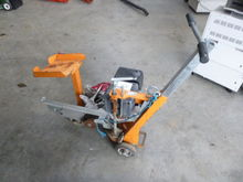 HONDA FLOORSAW SPARES OR REPAIR