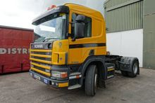 Used 2002 SCANIA P S